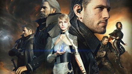 Vid�o : Kingsglaive : On en a vu plus ! Le futur meilleur film Final Fantasy ?