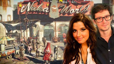 Vid�o : REPLAY. Découvrez Fallout 4 Nuka World avec Carole et Plume