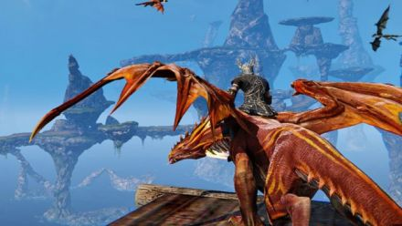 Vid�o : Riders Of Icarus montre ses gros dragons