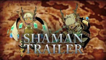 Vid�o : Etrian Odyssey V : Trailer du Shaman