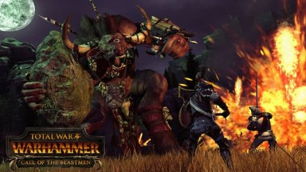 Total War Warhammer : Call of the Beastmen