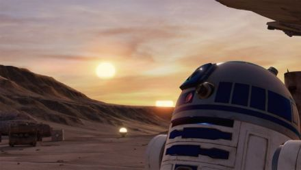 Vid�o : Le teaser de Star Wars Trials on Tatooine