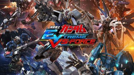 Vid�o : Mobile Suit Gundam : Extreme VS- Force, trailer de lancement