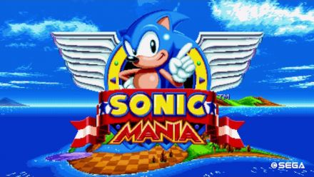 Vid�o : Sonic Mania : Green Hill Zone Act 2 gameplay
