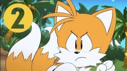Vid�o : Sonic Mania Adventures : Partie 2