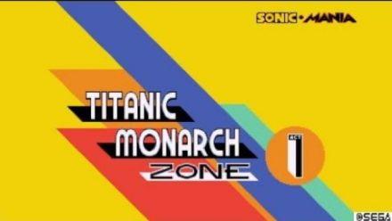 Vid�o : Sonic Mania Plus : Fuite des nouveautés