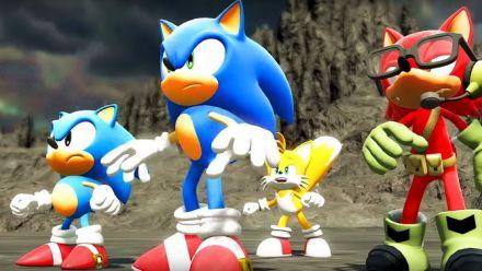 Vid�o : Sonic Forces : Trailer de lancement