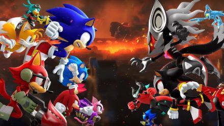 Sonic Forces : trailer de présentation