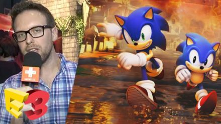 E3 2017 : Nos impressions de Sonic Forces