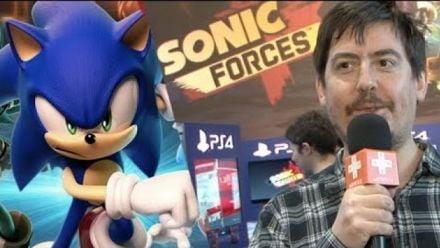 Vid�o : PGW 2017 : Sonic Forces Nos impressions supersoniques