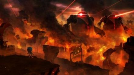 Vid�o : Sonic Forces Le trailer des méchants E3 2017