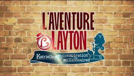 Vid�o : L'Aventure Layton - Trailer français