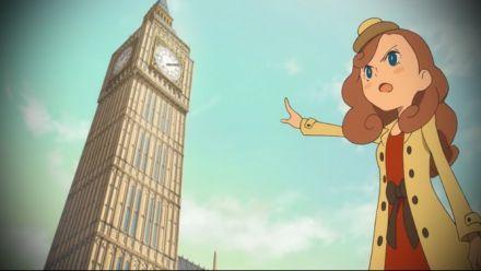 Vid�o : Lady Layton : Premier Trailer Annonce
