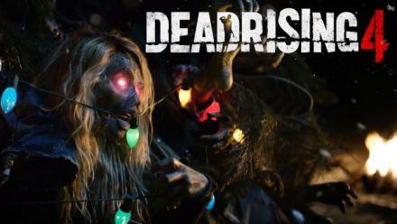 Dead Rising 4 : Gameplay Gamescom 2016
