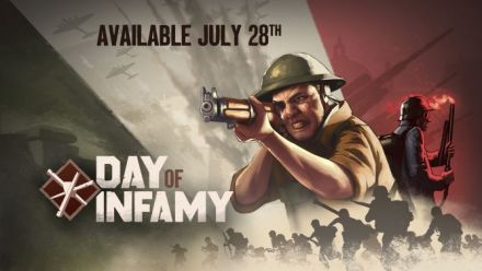 Vid�o : Day Of infamy dévoile son trailer