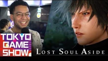 Vidéo : Tokyo Game Show 2018 : Nos impressions sur Lost Soul Aside