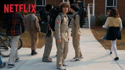 Vidéo : Stranger Things Saison 2 en première vidéo Teasing (Super Bowl)