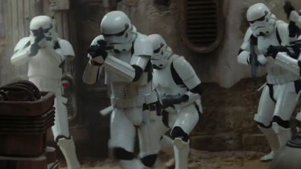 Vidéo : Star Wars Rogue One : Attaque de Stormtroopers