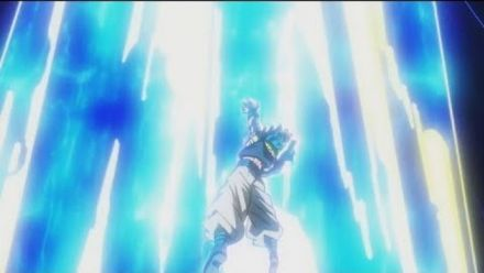 Vidéo : Dragon Ball Super Broly : Teaser Broly vs Gogeta