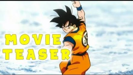 Vidéo : Dragon Ball Super : Teaser film 2018