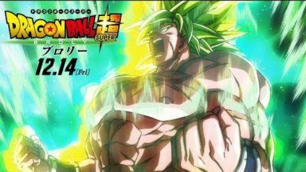 "Vidéo : Dragon Ball Super Broly : Bande-annonce ""finale"""