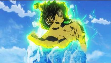 Vidéo : Dragon Ball Super Broly : Goku vs Broly en Français