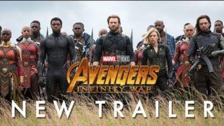 Vidéo : Avengers Infinity War : Bande-annonce 2