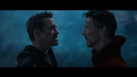 Vidéo : Avengers Infinity War : Bande-annonce DVD/Blu-Ray