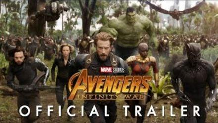 Avengers Infinity War : Premier trailer