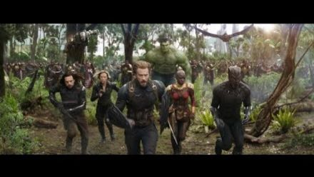 Vidéo : Avengers Infinity War : Spot TV Super Bowl