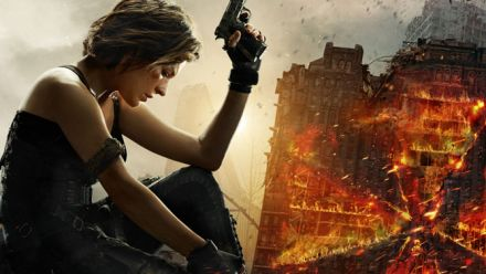 Resident Evil The Final Chapter : Bande-annonce 1