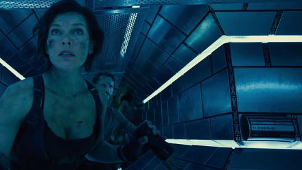 "Resident Evil The Final Chapter : Extrait ""Inside The Hive"""