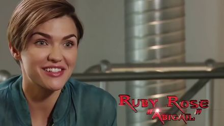 Resident Evil The Final Chapter : Featurette Abigail