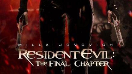 Vid�o : Resident Evil : The Final Chapter Teaser trailer