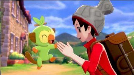 vidéo : Pokémon Épée/Bouclier : Gameplay Famitsu #1