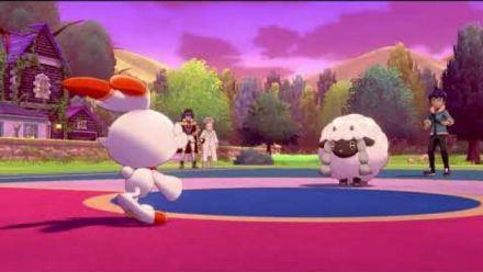 vidéo : Pokémon Épée/Bouclier : Gameplay Gamer JP #2