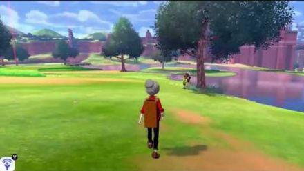 vidéo : Pokémon Épée/Bouclier : Gameplay Gamer JP #4
