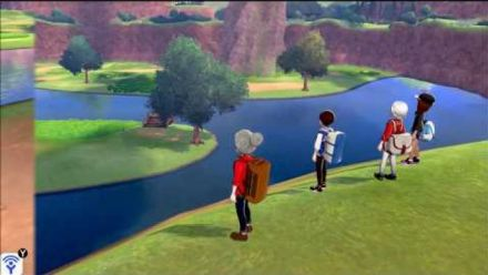 vidéo : Pokémon Épée/Bouclier : Gameplay Famitsu #3