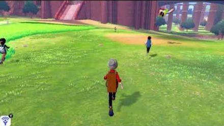 vidéo : Pokémon Épée/Bouclier : Gameplay 4Gamer #1