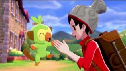 vidéo : Pokémon Épée/Bouclier : Gameplay Gamer JP #1