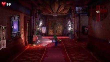 Luigi's Mansion 3 : Gameplay compilé du site japonais