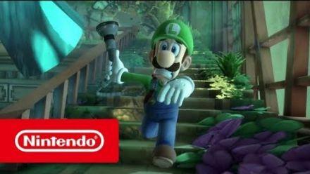Luigi's Mansion 3 : Trailer de présentation