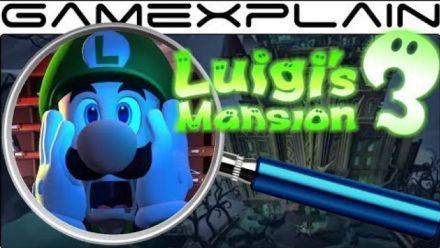 Vidéo : Luigi's Mansion 3 : L'analyse de Game Explain