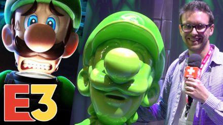 E3 2019 : On a joué à Luigi's Mansion 3, entre coop solitaire et Ghostbusters