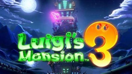 Luigi's Mansion 3 Full Gameplay Showcase