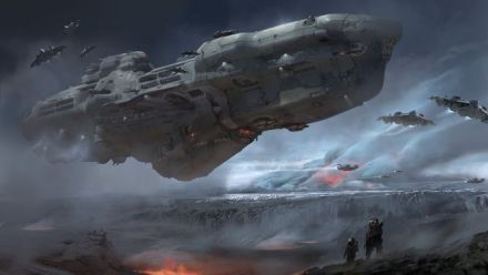Vid�o : Dreadnought - ps4 Beta