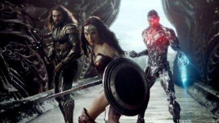 Vidéo : Justice League : Extrait making of Wonder Woman