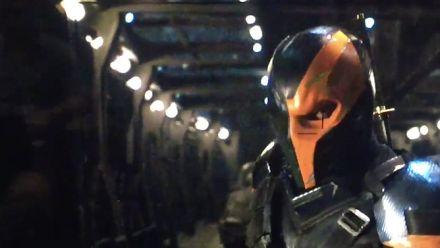 Vidéo : Justice League : Teaser Deathstroke