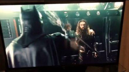 Vidéo : Justice League : Teaser de la bande-annonce