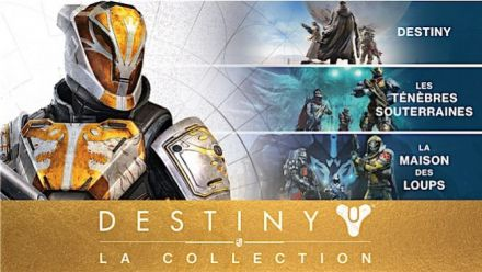 Vidéo : Destiny La Collection officialisé et l'upgrade Legacy
